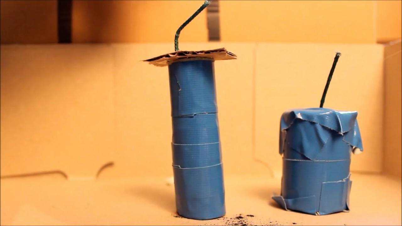 Rakete Selber Bauen Test Bauanleitung
