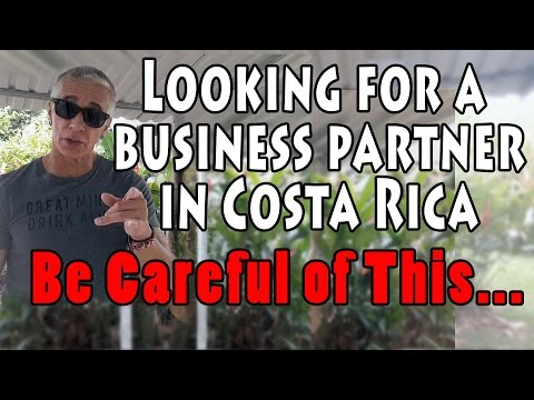 Business Partnering in Costa Rica