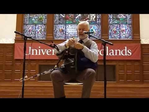 Full Performance: Uilleann Pipes and Bass Whistle with Richard Cook