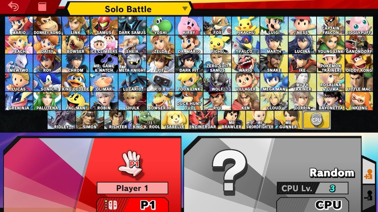 Fastest Way To Unlock All Characters in Smash Bros Ultimate - 2 Hours!