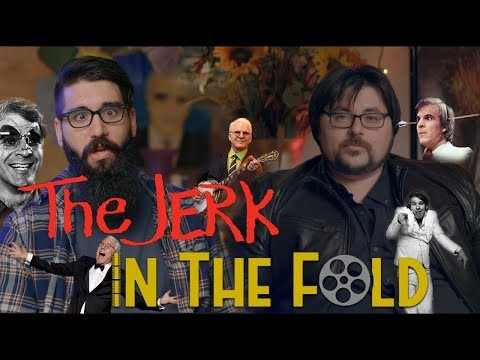 In the Fold – The Jerk (1979) – Steve Martin's First Comedy – Movie Review