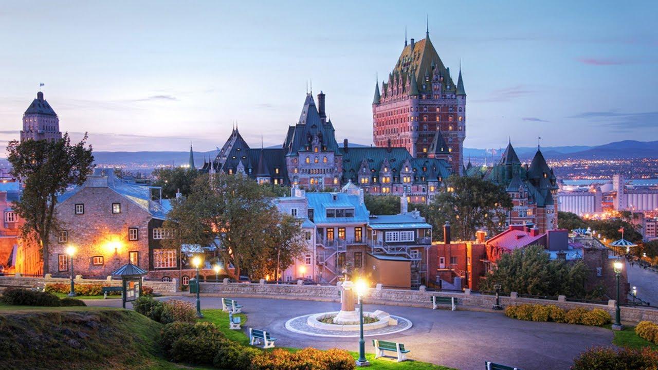 Thành phố Québec - Thành phố cổ xưa nhất Canada 3