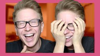 Reacting to Bloopers | Tyler Oakley