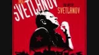 スヴェトラーノフ指揮ソ連国立交響楽団 チャイコフスキー交響曲第1番「...