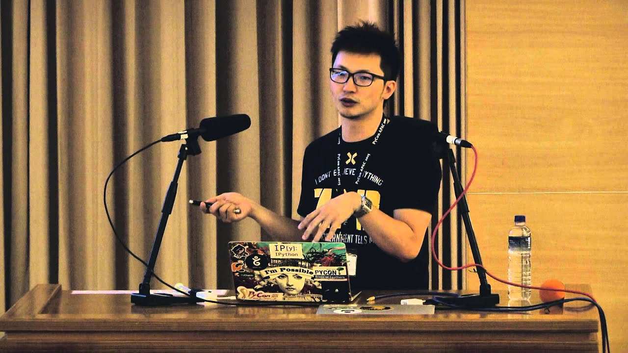 R0 DAY03-03 Kernel-mapper (Tool to simplify the use of PyOpenCL) - Kilik  Kuo (PyCon APAC 2015)
