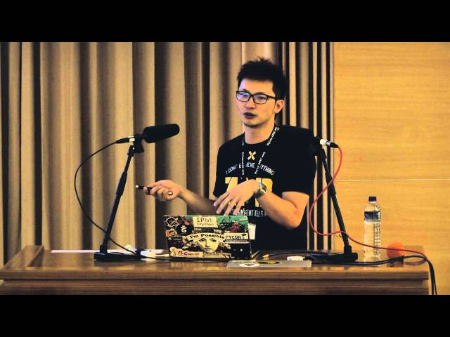 Image from R0 DAY03-03 Kernel-mapper (Tool to simplify the use of PyOpenCL) - Kilik Kuo (PyCon APAC 2015)