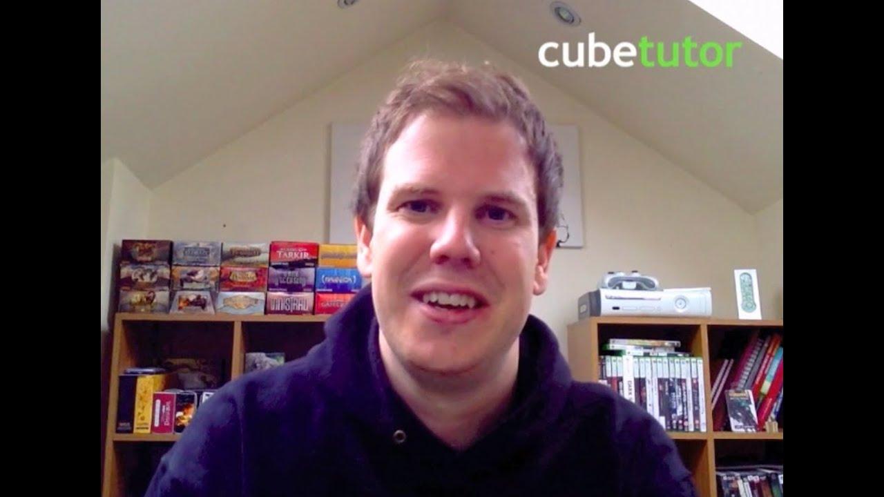 CubeTutor com - MTG Cube Drafting & List Management
