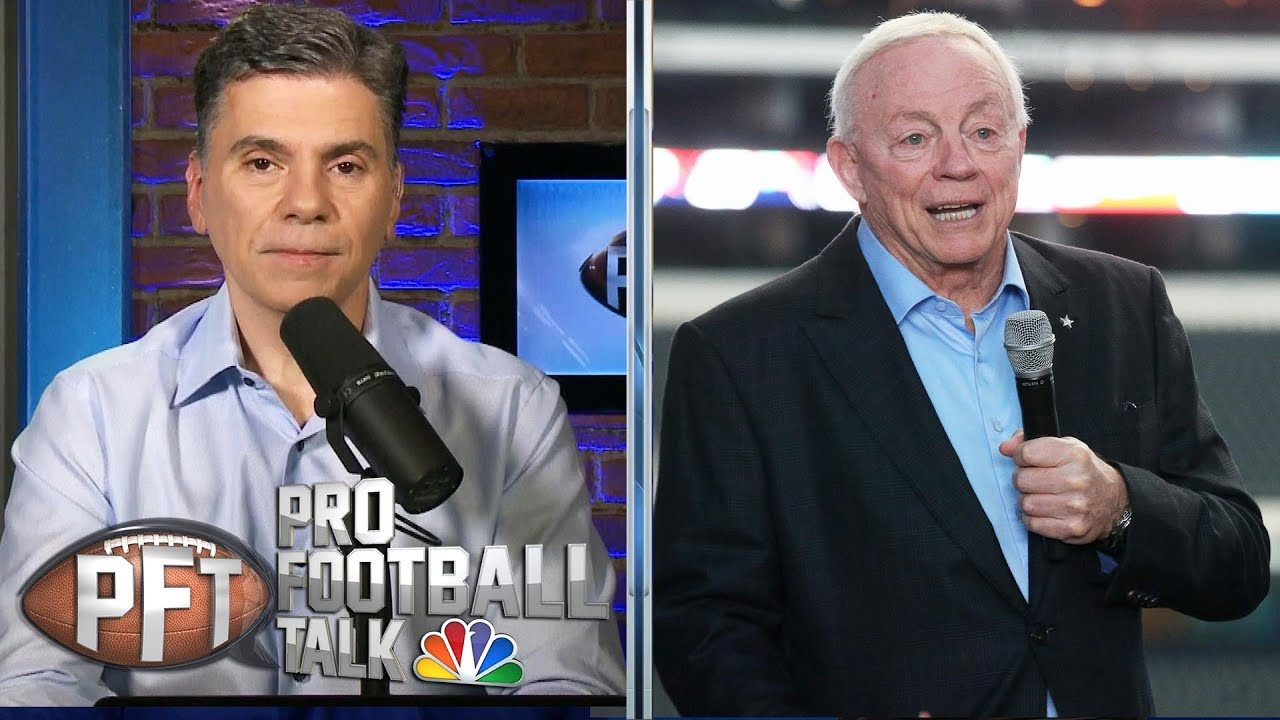 PFT Draft: Most memorable jabs around the NFL | Pro Football Talk | NBC Sports