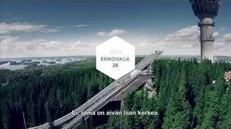 Elisa Viihde & MTV Sport Talvimaraton