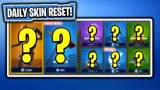Daily & Featured Item Shop In Fortnite: Battle Royale! (Skin Reset #174)