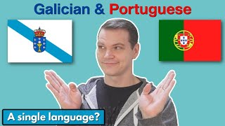 In this video i explore the differences between galician and portuguese to see if they are similar enough be considered two varieties of same language...