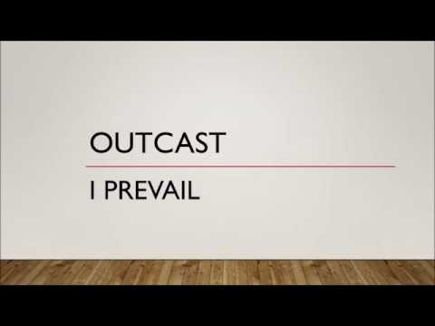 I Prevail - Outcast (Lyrics)