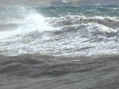 Storm In Eilat 11 12 2010
