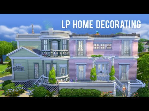 The Sims 4 LP — New House Decorating!