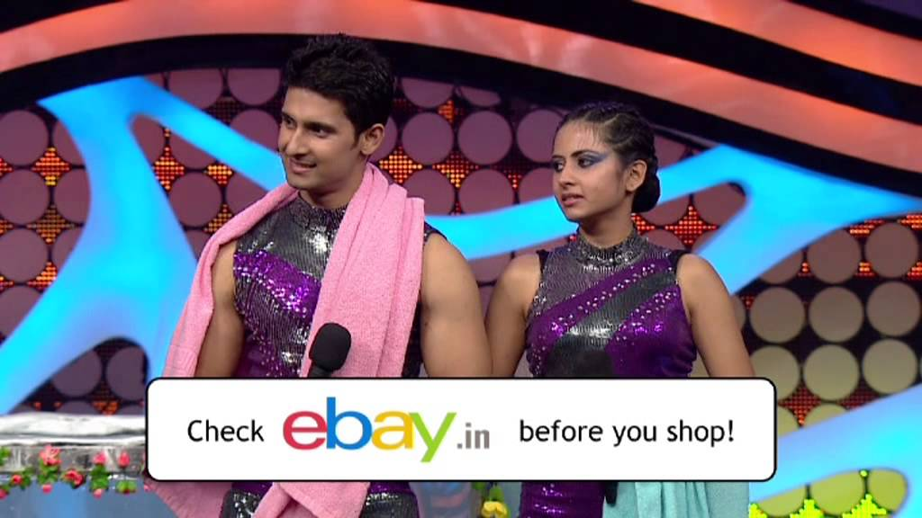 Ebay In On Nach Baliye Episode 22 Ravi Sargun Youtube