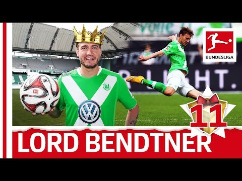 Nicklas Bendtner - All Goals - Bundesliga 2017 Advent Calendar 11