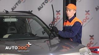 Παρακολουθήστε τον οδηγό βίντεο σχετικά με την αντιμετώπιση προβλημάτων Βάσεις στήριξης κινητήρα ALFA ROMEO