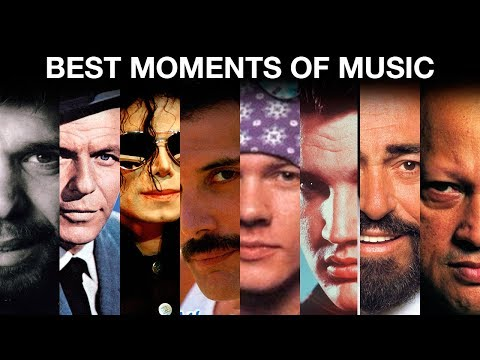 The Best Voices Of History, The Best Singers of The History...the best moments
