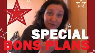 """╚► """"ce N'est Plus Un Secret"""" • Special Bons Plans ☼ Sephora • Marionnaud • Bourjois • Nuxe..."""