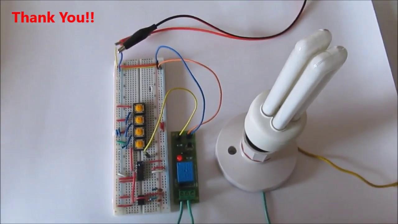 Multi Way Switch Circuit Youtube Wiring