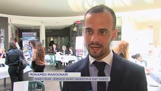 Espace SQY : Un forum de l'emploi sur les métiers du centre commercial