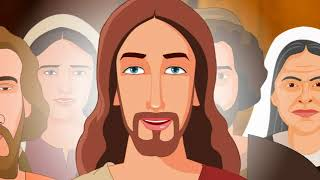 Jesuswonder Animation film short clips for social media- PetersHouse Eng 3MinII