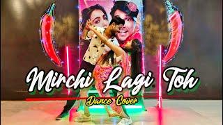 Mirchi Lagi Toh Dance Cover- Coolie No.1 | VarunDhawan, Sara Ali Khan,Lalit Dance Group Choreography
