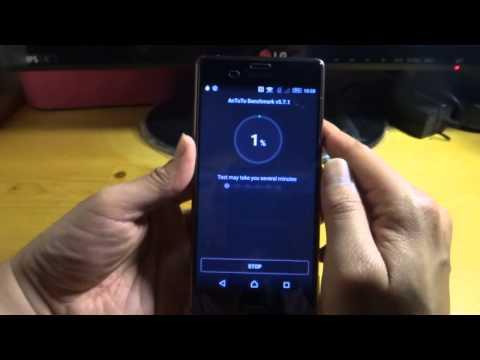 Sony Xperia Z3 Dual D6633 Test 1