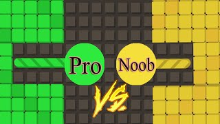 Splix.io Pro Vs Noob Biggest Splixio In The World!