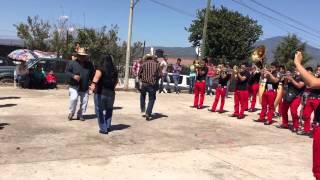 Banda La Matona Cruz del Rey en San Rafael Coapa 2014