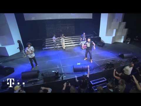 Vincent Lee @VIDEODAYS '14 Feat. Ju Bam & Freak-A-Zoidz