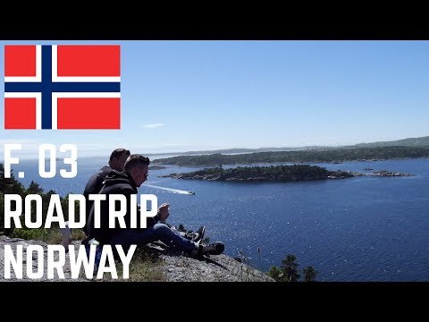 Die erste Nacht in Kristiansand | Roadtrip Norwegen F. 03 | YWBAB