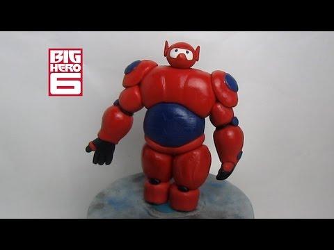 big hero 6 meet the team baymax cake