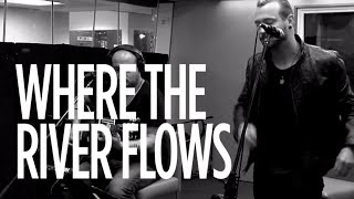 "Download Lagu Thousand Foot Krutch ""Where The River Flows"" Collective Soul Cover // Octane // SiriusXM mp3"
