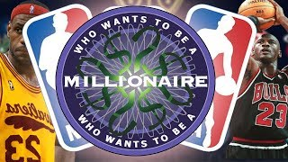 WHO WANTS TO BE A MILLIONAIRE | NBA EDITION | KOT4Q