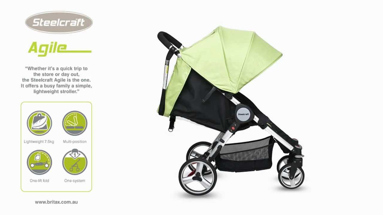 Steelcraft Infant Carrier Dimensions Steelcraft Agile Stroller Baby Mode Melbourne Australia