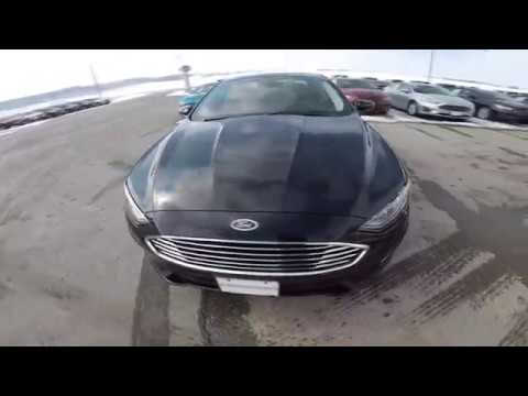 Ford Fusion Se FWD Agate Black/ Francois Ford/ Madison Wi Area