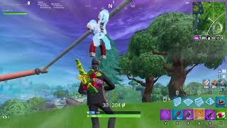 FORTNITE A TYROLINE NOT COMME THE OTHER! Bug!!