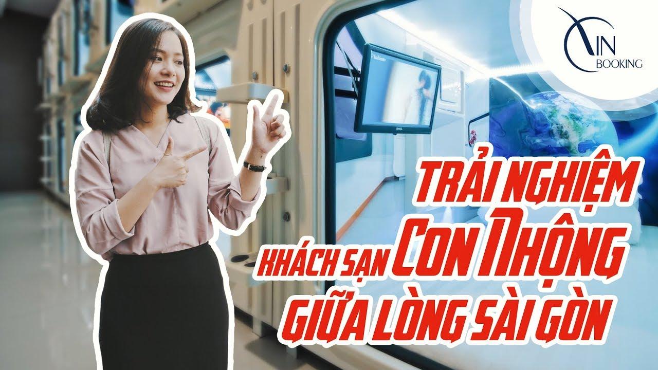 Vietnam Booking | Trải nghiệm Khách sạn Con Nhộng ở Việt Nam ngay giữa lòng Sài Gòn