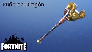 Mi mazo de Fuego / Puño de Dragón | Fortnite: Salvar el Mundo #319