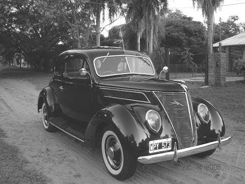 Ford 37 - Club Coupe