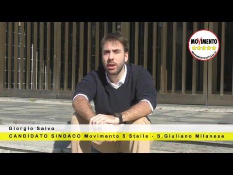 Giorgio Salvo, candidato sindaco M5S per San Giuliano Mse: