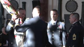USCC Change of Command