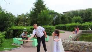 свадебная дразнилка шутка Сергей Оля Новосибирск 89137955596