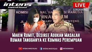 Desiree Tarigan & Hotman Paris Datangi Komnas Perempuan | Intens Investigasi