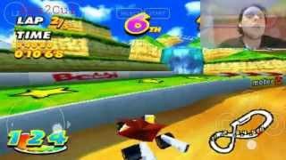 Speed Punks (Easy Tournament) Retro Game