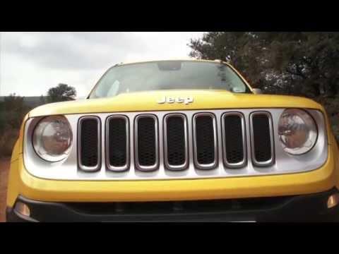 Episode 318 - Jeep Renegade 1.4 4x2