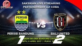 Highlight Persib 1 Vs 2 Bali United 2017