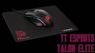 [Cowcot TV] Présentation souris Tt eSports Talon Elite