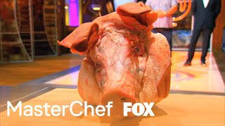 Cooking With A Pig's Head | Season 4 Ep. 11 | MASTERCHEF